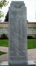 Image for In Honor of the Men of Morgan County... - Morgan, Utah USA