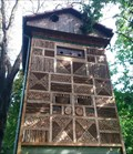 Image for riesiges Insektenhotel in Torgau, Sachsen, Germany