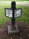 Image for Worcester and Birmingham Canal Milepost - The Vale, Edgbaston, Birmingham, UK.