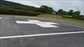 "Image for The New Helicopter Landing Pad at ""Thüringen Klinikum"" Saalfeld - Saalfeld/ Thüringen/ Deutschland"