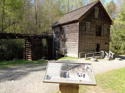 veritas vita visited Mingus Mill
