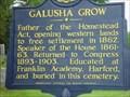 Image for Galusha Grow