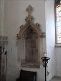 Image for Piscinas & Sedilia - St Ethelbert - Hessett, Suffolk