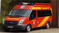 Image for Mannschaftswagen OH-SI 112 - Sierksdorf/ Schleswig-Holstein/ Deutschland