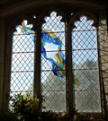 Image for Stained Glass - St Peter and St Paul's Church, Kimpton, Herts, UK.