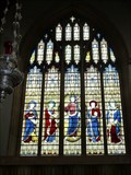 Image for Stained Glass Windows, St Peter & St Paul - Eye, Suffolk