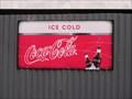 Image for Coca Cola Sign. Awakino. New Zealand.