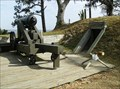 Image for 32-Pounder Hot Shot Cannon - Fort McAllister - Richmond Hill, GA