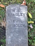 Image for Captain William Brown Bradley - Beechwood Cemetery - Ottawa, Ontario