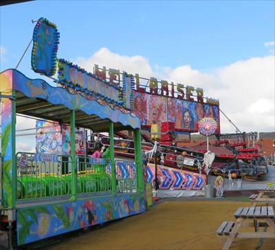 Barry Island - Pleasure Park