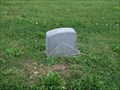 Image for John W. Davis - Indian Creek Hill Cemetery - rural Montgomery County, IN
