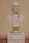 Image for Benjamin Hawkins -- GA State Capitol, Atlanta GA