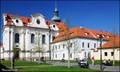 Image for The Brevnov Monastery / Brevnovský klášter