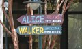 Image for Alice Walker  -- The Green, Charlotte NC