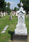 Image for Smith, Wells, Roscoe - Bedford Cemetery - Bedford, Ohio