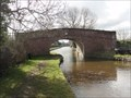 Image for Bridge 5 Over  Over Shropshire Union Canal (Llangollen Canal - Main Line) - Burland, UK