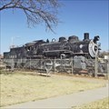 Image for 1906 Baldwin Locomotive - Slaton, TX