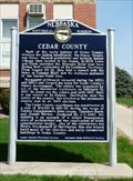 Image for Cedar County