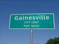 Image for Gainesville, TX - Population 16002