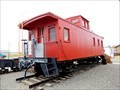 Image for Great Northern Caboose X249 - Powell WY