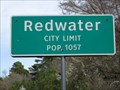 Image for Redwater, TX - Population 1057