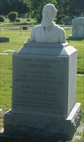 Image for Louis Frederick Moench - Ogden City Cemetery - Ogden, UT, USA