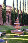 Image for Large Memory Fountain- Chatsworth CA