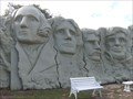 Image for Mount Rushmore - Clermont, Florida, USA.