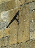 Image for Vertical Sundial, The Lygon Arms, Broadway, Worcestershire, England