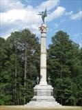 Image for Georgia State Monument - Ft Oglethorpe, GA