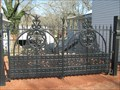 Image for Adolph Cluss's Smithsonian Gate in Blountville, TN