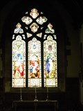 Image for Stained Glass Windows - St Marys Church, Chesham, UK