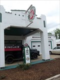 Image for Restored Sinclair Gas Station - Albany, TX