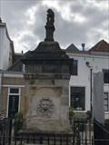 Image for Pomp op het Wellerondomplein (Brielle, NL)