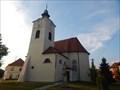 Image for Kostel sv. Jana Krtitele a sv. Vaclava - Ostrovacice, Czech Republic