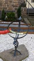Image for Sonnenuhr an der Kulturwerkstatt Remagen - RLP - Germany