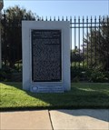 Image for Gettysburg Address - Golden Gate National Cemetery - San Bruno, CA