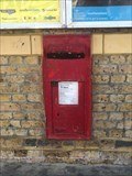 Image for Victorian Wall Post Box - Herne Hill Station - London SE24 - UK