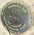 Image for National Geodetic Survey Penn Reference Mark - Kansas City, MO