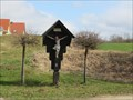 Image for Wooden wayside cross south from Bad Staffelstein