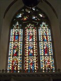 Image for Stained Glass Windows - St Ethelbert - Hessett, Suffolk