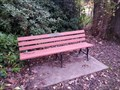 Image for Tiananmen Square Dedicated Bench - Oregon State University - Corvallis, OR
