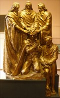 Image for Restoration of the Melchizedek Priesthood - Fairview Museum of History and Art - Fairview, UT, USA