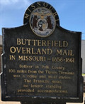 Image for Bolivar Station - Butterfield Overland Mail - Bolivar, MO