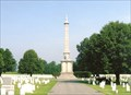 Image for Mound City National Cemetery ~ Mound City, IL