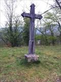 Image for Christian Cross at Steinrain - Mariastein, SO, Switzerland