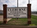 Image for Cleburne Train Depot - Cleburne Texas