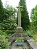 Image for Combined War Memorial, Middle Lane, Kettlewell, N Yorks, UK