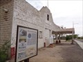 Image for Historic Route 66 - John Osterman Shell Gas Station - Peach Springs, Arizona, USA