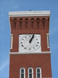 Image for Atchison County Courthouse Clock - Rock Port, Missouri